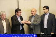 اعطای اعتبار نامه نماینده منتخب مردم شهرستان های شهریار، قدس و ملارد در مجلس شورای اسلامی