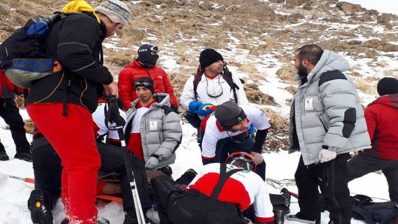پیام تسلیت حسین حق وردی به مناسبت در گذشت کوهنورد ملاردی