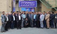 حسین حق وردی برای شرکت در انتخابات یازدهمین دورۀ مجلس شورای اسلامی ثبت نام کرد