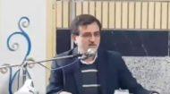 سخنرانی در همایش شاهدشهر